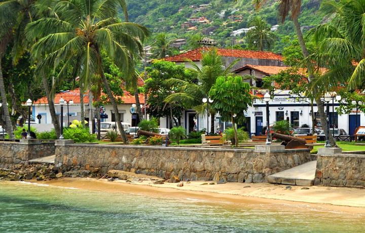 Ilhabela - Praia da Vila