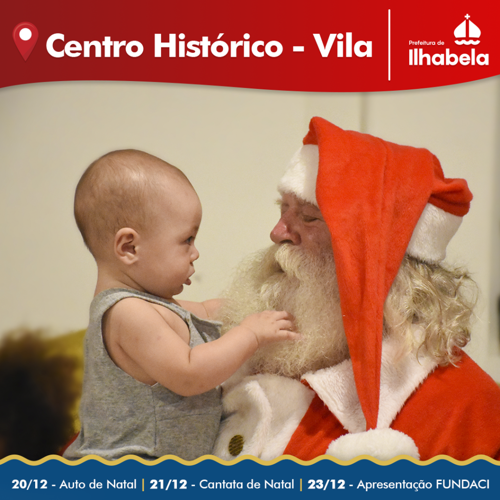 Natal da Vela na Vila