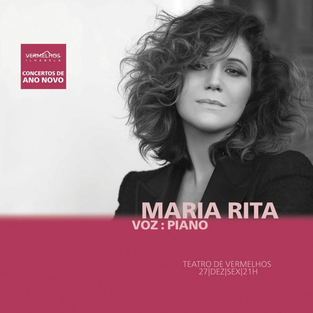 Show da cantora Maria Rita (27/12)