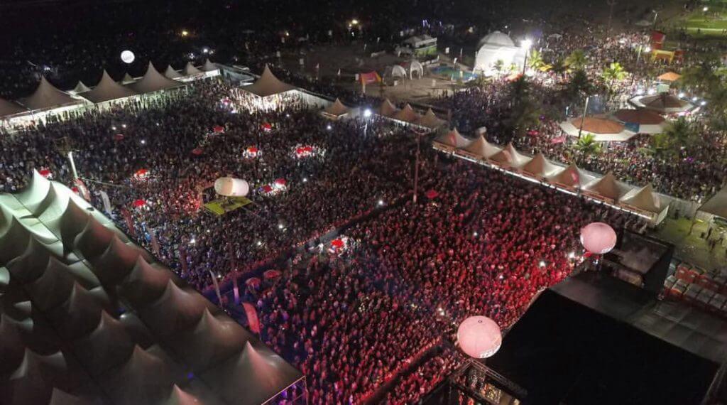 Divulgação Litoral Festival
