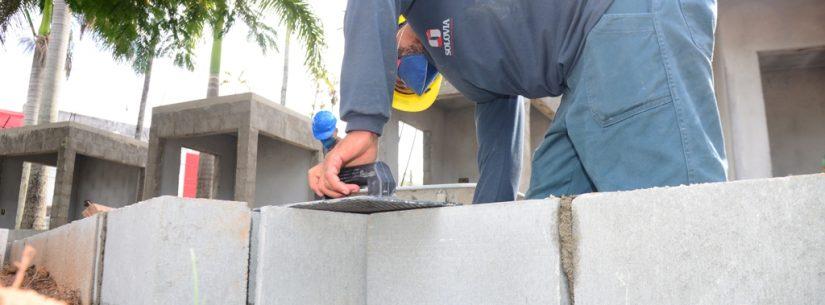 Obras em Caraguatatuba