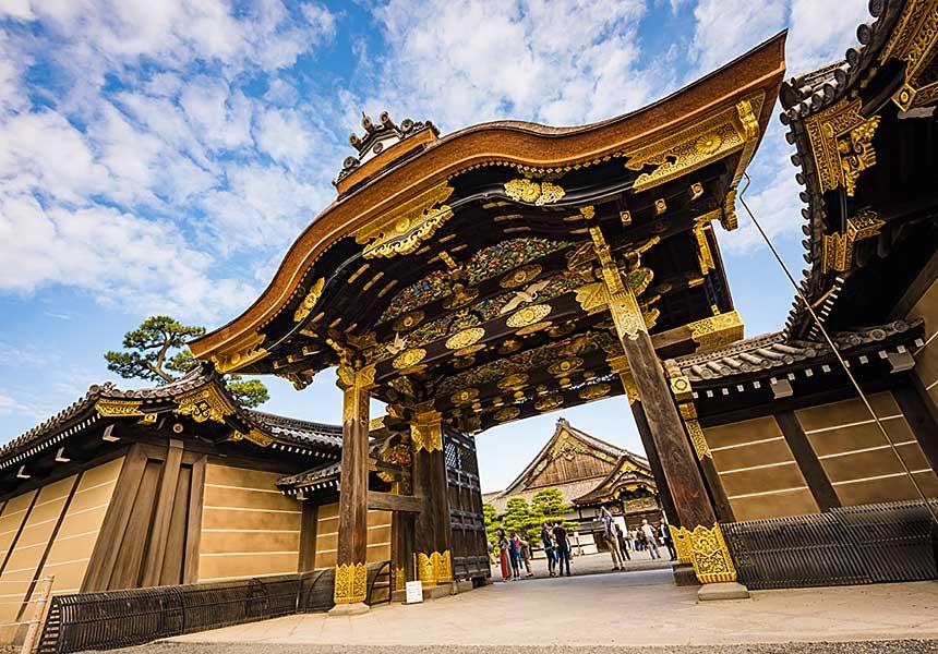 Castelo Kyoto