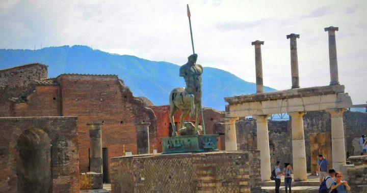 Pompeia e a civilização desaparecida