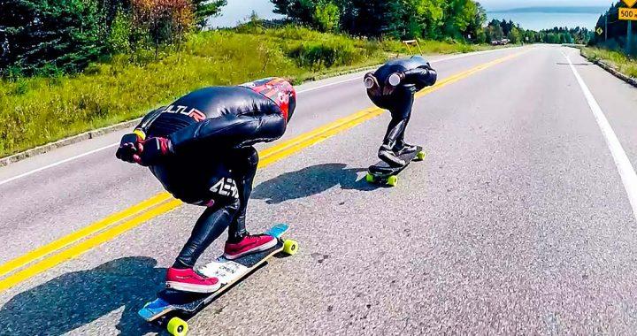 Quem se habilita ao Downhill ?