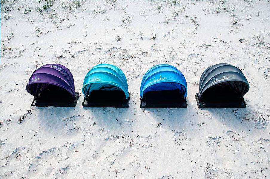 Duas idéias geniais para levar à praia