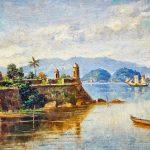 Guarujá assina com a União cessão do Forte do Itapema
