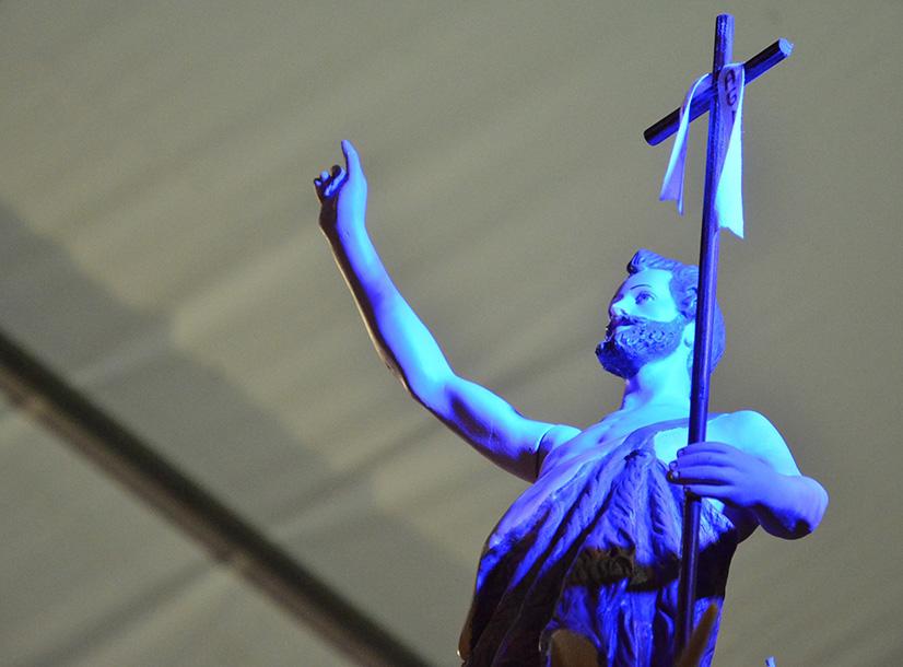 Dia de São João Batista em Bertioga
