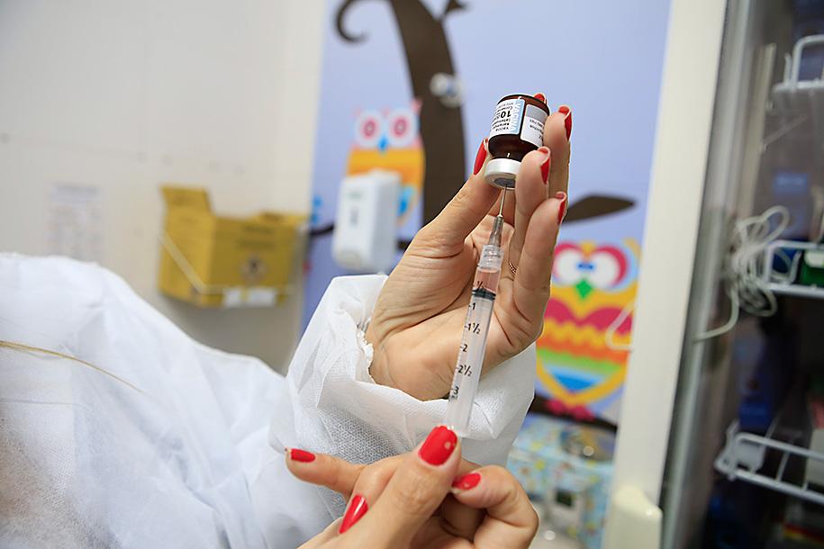 Guarujá imuniza mais de 500 pessoas