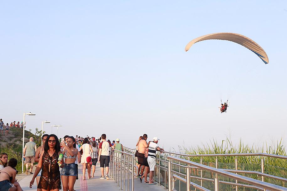 Guarujá investe em infraestrutura turística