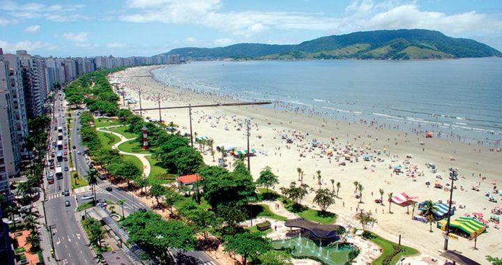Santos eleita com o melhor saneamento básico do país