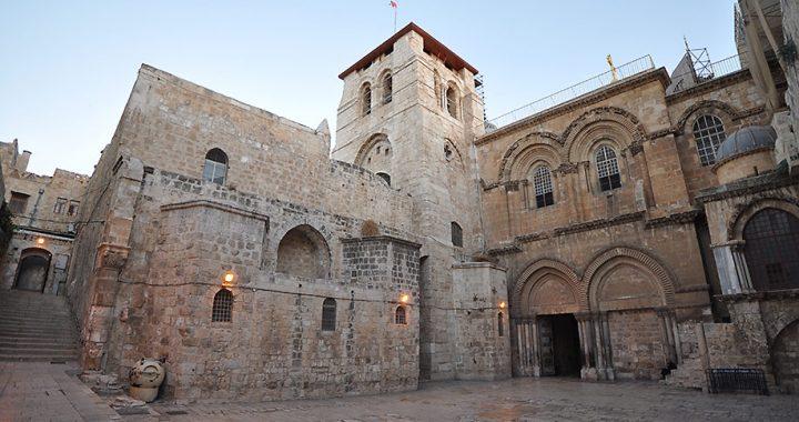 Uma visita a sagrada Jerusalém