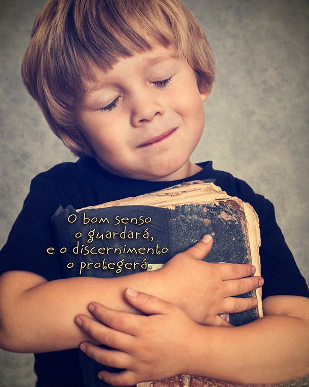 Espírito de Deus em Provérbios 2:11