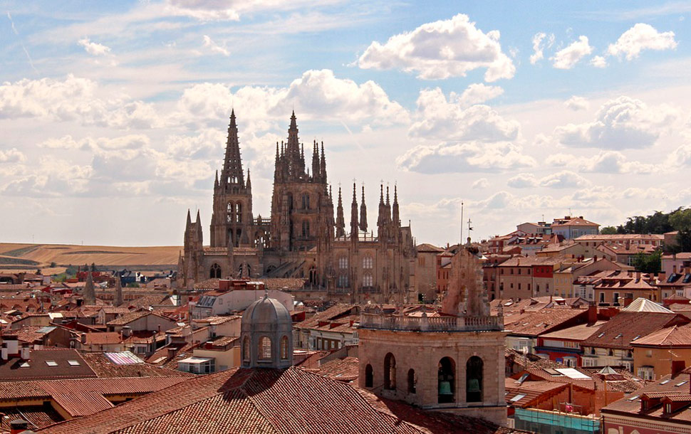 Burgos entre o medieval e o gótico