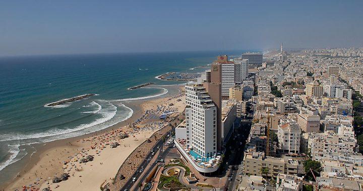 A Cosmopolita, moderna e alegre Tel Aviv