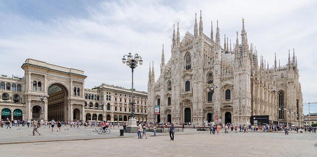 Milão Moda e História