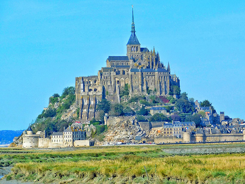 O Maravilhoso Monte Saint-Michel