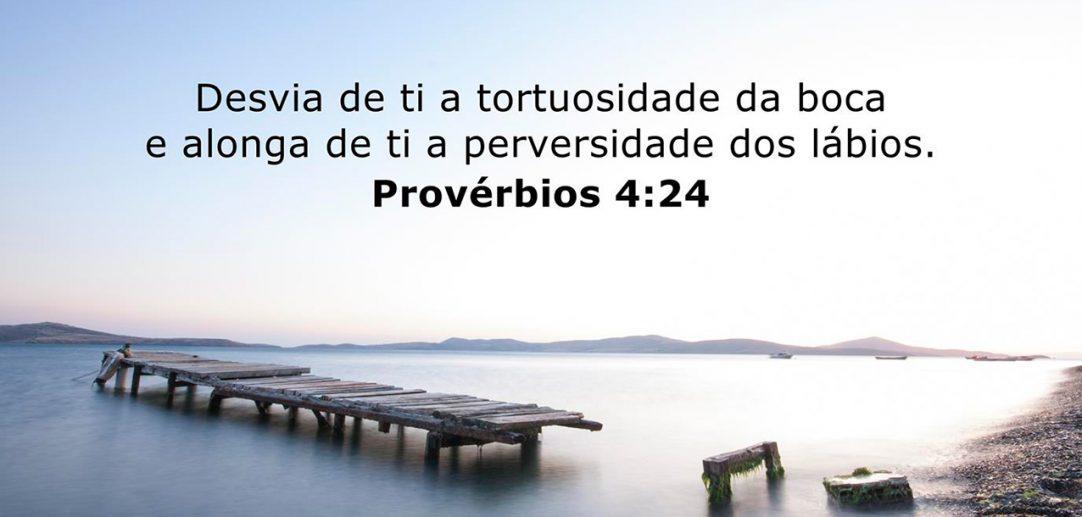 Espírito de Deus em Provérbios 4:24