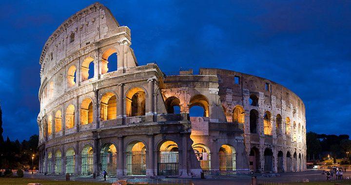 Roma e um trio inesquecível