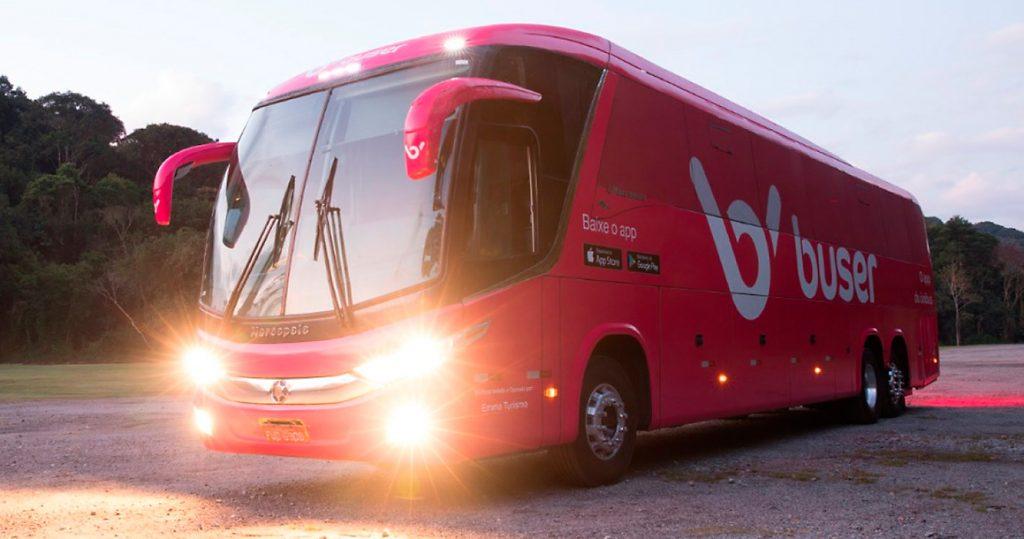 Uber de ônibus opera no litoral norte?